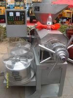 Automatic oil press, filter oil press, combine oil mill, peanut oil machine
