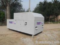 Apricot/hazelnut pitting machine, shell machine
