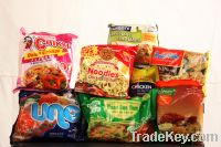 Instant noodles production line, fried noodle machine, pasta machine