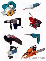 Sell electric tools