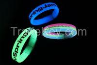 Sell High Quality Triple Wide Glowing Bracelets