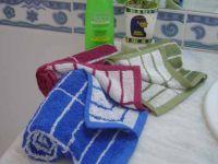 Towel Yarn Dyed