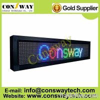 Sell CE approved advertising led display with RGB full color
