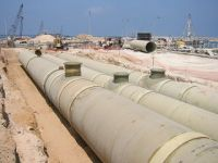 FRP Process pipe manufacturers
