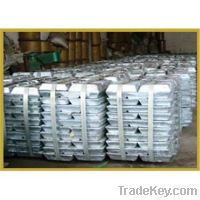 Sell zinc ingot