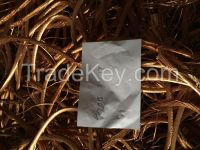 Copper Scraps/Copper Wire Scrap Millberry for Sale 99.9%