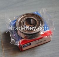 6205 6206 6308 6011 Bearing SKF ball bearings hot sale Chinese black five