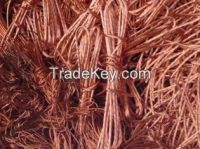 Copper Wire Scrap, Coper Millberry, Purity 99.995%