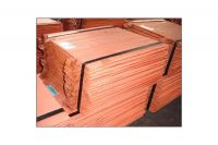 Sell Brass Material and Plate Shape Electrical Copper Cathode