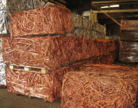 100% Millberry Copper Wire Scrap