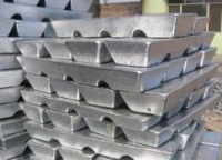 zinc ingot purity99.95- 99.995% factory price
