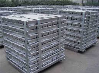 Sell Zinc Ingots 99.99%