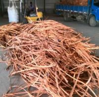 sell  copper scrap with 99.9% purity