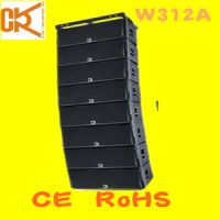 Sell 12\'\'Professional Line Array Speaker outdoor appliance(CE, RoHS)