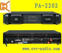 Sell audio amplifiers good performance amplifier
