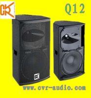 Sell CVR PA speaker sound audio 2-way full range loudspeaker Q-12