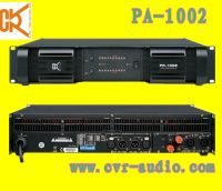 Sell high efficiency power amplifier PA-1002