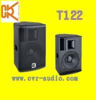 Sell audio sound pro sound equipment speaker T122