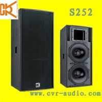 Sell Pro audio outdoor speaker sound system S252