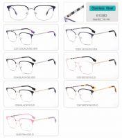 wholesale Stainless Steel Optical Frames metal eyeglasses B1338D