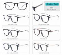 round shape metal optical frames eyeglasses 0975