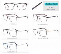wholesale metal optical frames eyeglasses 8019