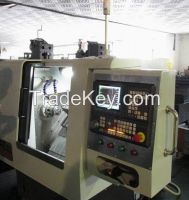 CNC Lathe Machine with good quality and price