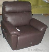 electric synthetic leather sofa
