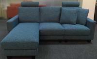 fabric sectional sofa (1S+2S+ottoman)