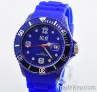 2012 hot sell silicone watch