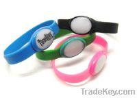 2012 hot sell silicone led bracelet