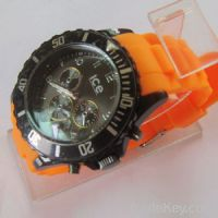 2012 promotional silicone watches