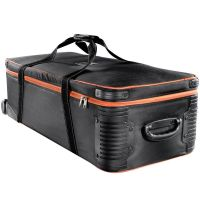 Sell Studio kit case, inner measures 101 x 32 x 25cm, Can pack light stands and studio flash or fresnel  light