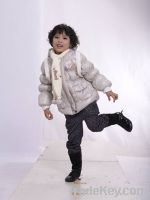 Our manufactory sell girls jacket children outwear kids coat
