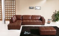 Sell  leather sofa sets  837#