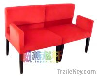 Sell leather  bed , leather sofa