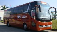 Sell new energy bus coach