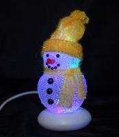 USB 7-color snowman