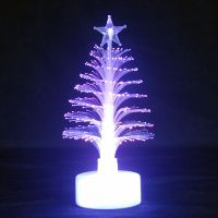 MINI Christmas fiber tree