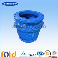 ductile iron ball float check valve