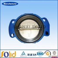 2015 supplying ductile iron /cast iron check valve flang end