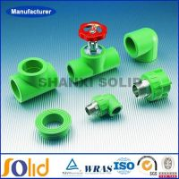 PPR pipe fittings For Water Supply