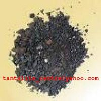Tantalite, 38 % Ta2O5 Available for Inspection and