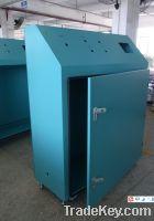 extruded aluminium enclosure(colored)