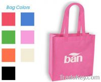 2013 Laminated Non Woven Shopping Bag/bag Shopping
