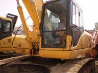 Sell used excavators