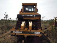 Sell used bulldozer CAT D8l