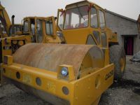 Sell used road roller XCMG ca25d