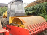 Sell used xcmg road roller ca25d