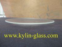arc glass plate